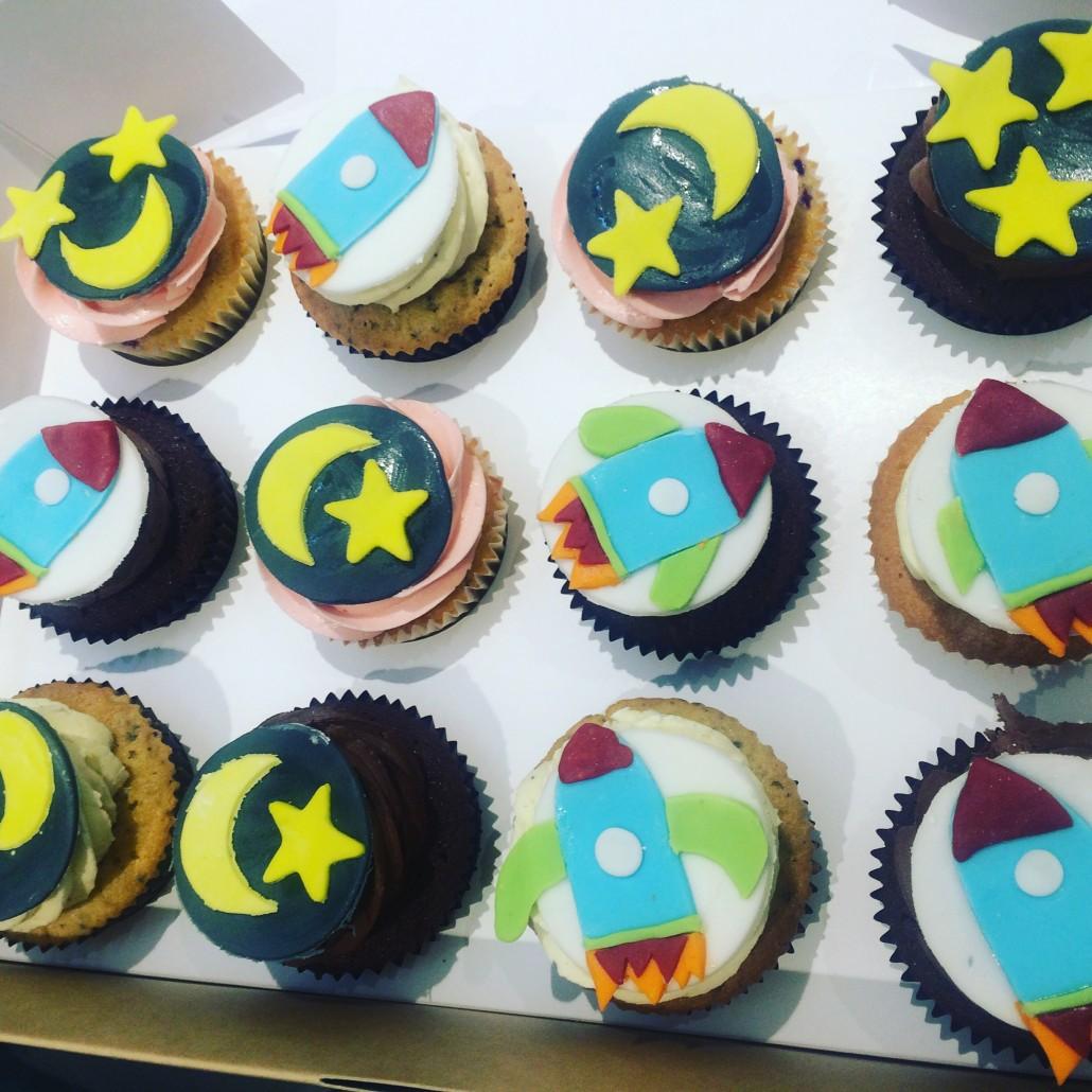 IMG_7376-1030x1030 Customize Rocket Themed Cupcakes