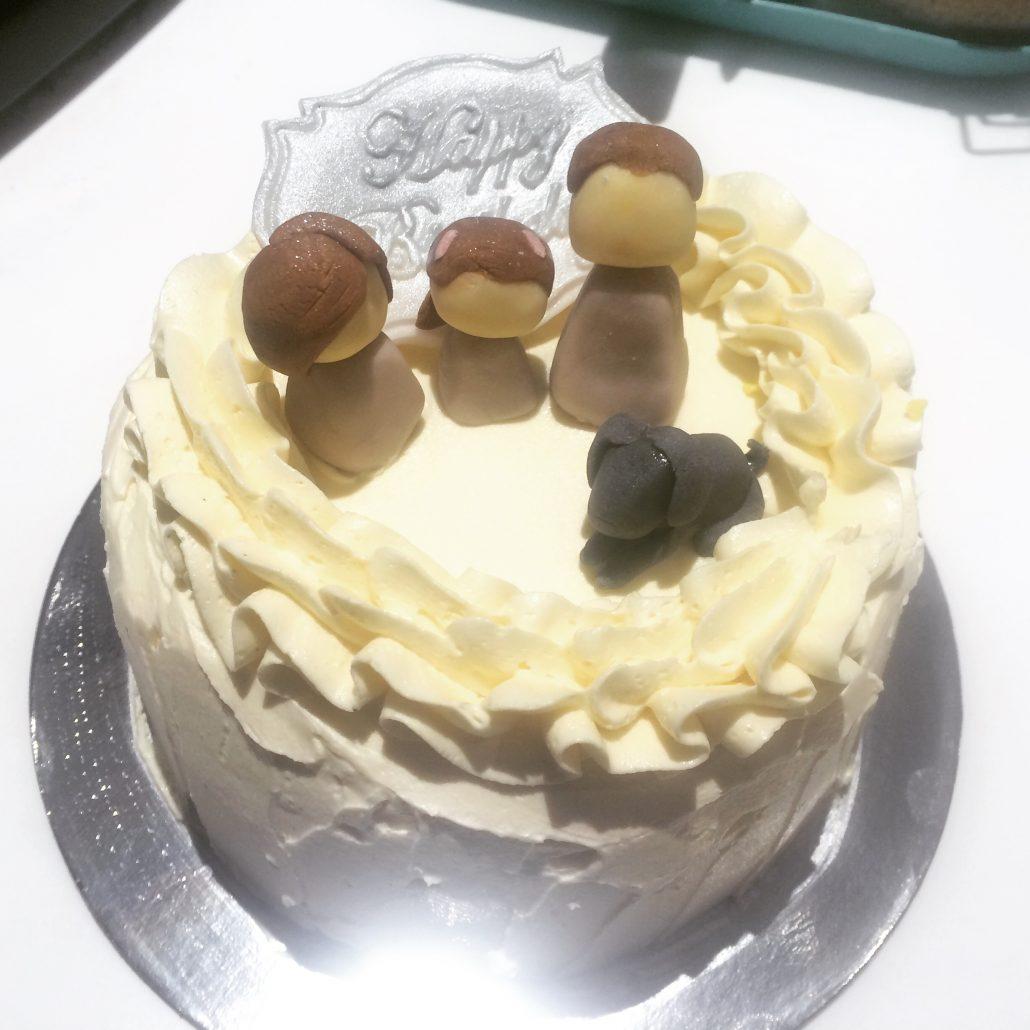 IMG_7642-1030x1030 5inch Vanilla Sponge Baby Cake For Sarah