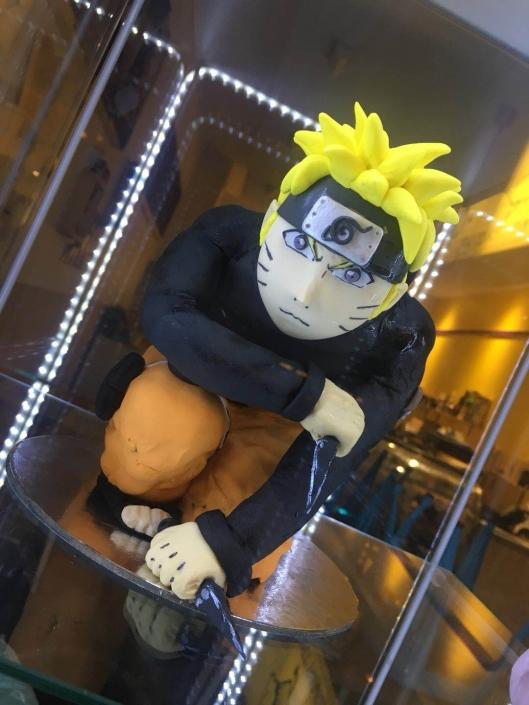 Naruto-Figure-Cake-529x705 Custom Cakes