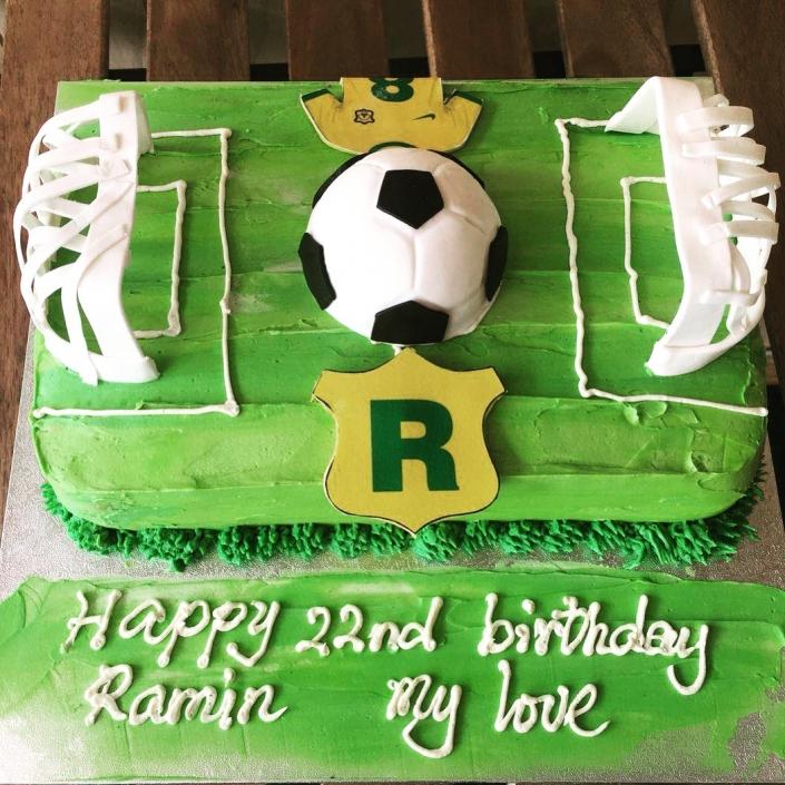 Soccer-Field-Cake-705x705 Custom Cakes
