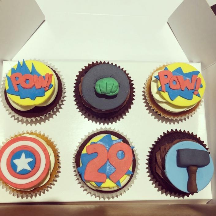 Super-Hero-Cupcakes-705x705 Cupcake boxes