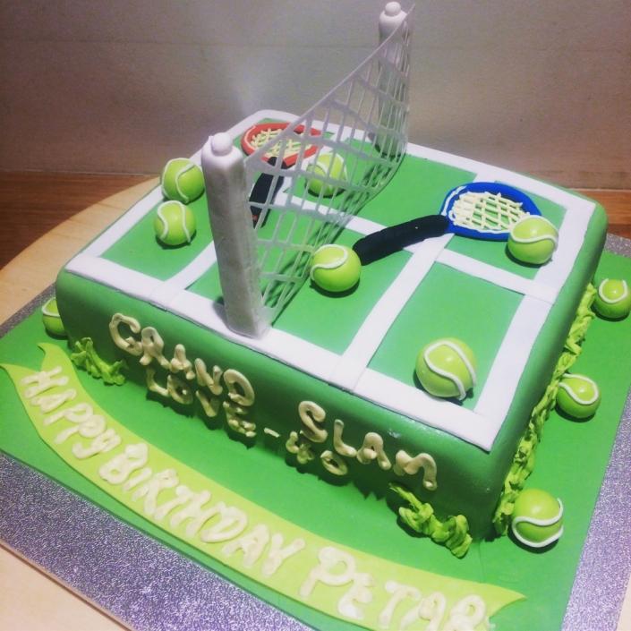 Tennis-Court-Custom-Cake-705x705 Custom Cakes