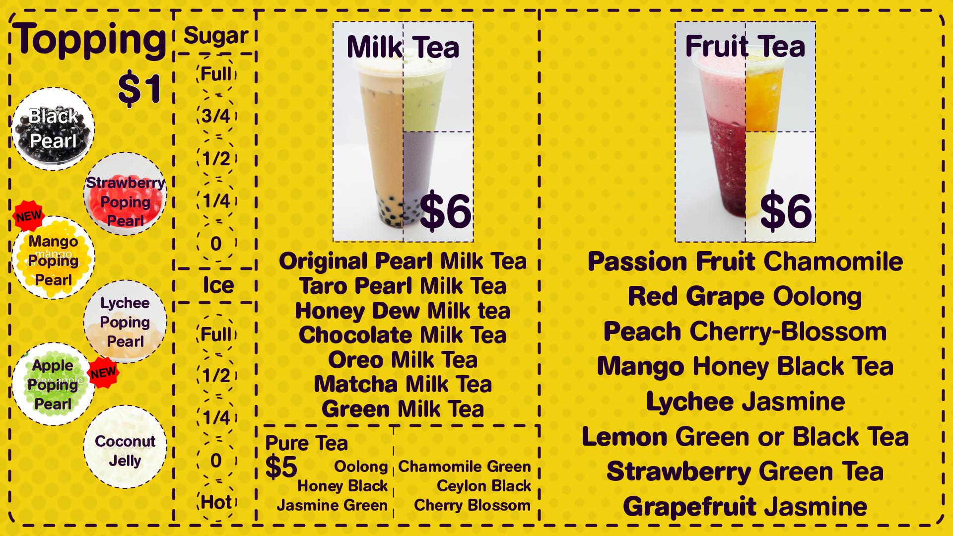 TVMenu_Jun21-02 Bubble Tea & Drinks